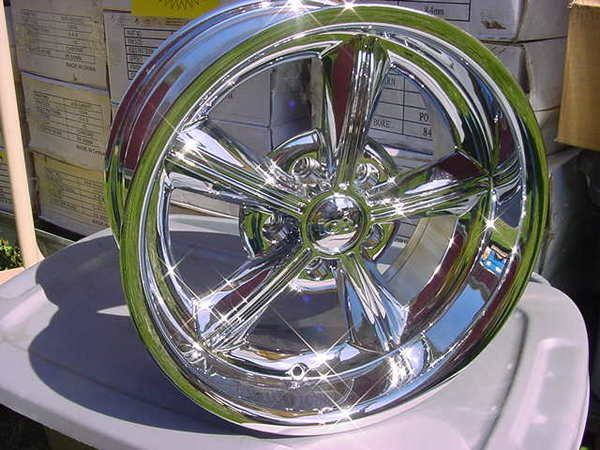 625 ION HOTROD 15X8 CHEVY FORD MOPAR PONTIAC WHEELS