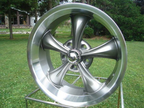 20x10 RIDLER HOT ROD WHEELS GM CHEVY BUICK FORD MOPAR