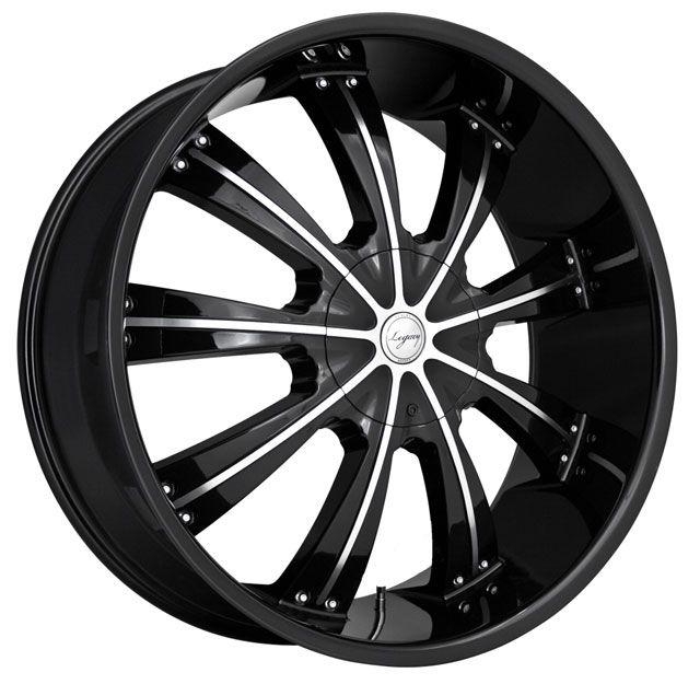 24 Inch Chevy Tahoe Suburban GMC Sierra Wheel Rim s