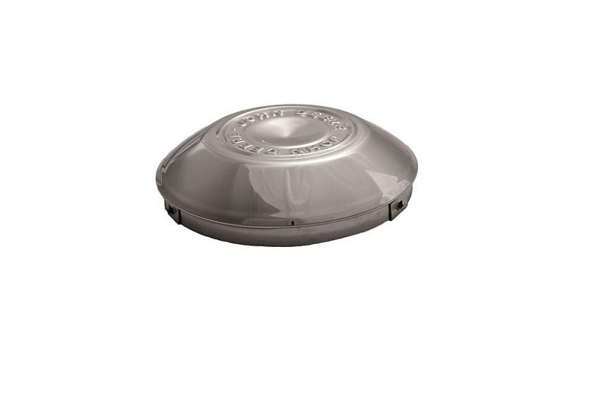 John Deere Plastic Hub Caps : John deere jd chrome wheel covers hub caps in cap oem
