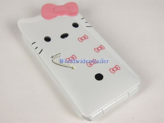 Hello KItty Mobile cell phone Q7 2.2 Touch Screen Dual Sim Unlocked